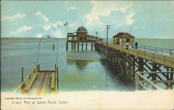 Savin Rock Pier