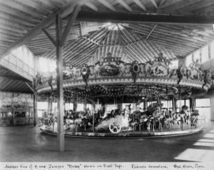 Wilcox's Flying Horses