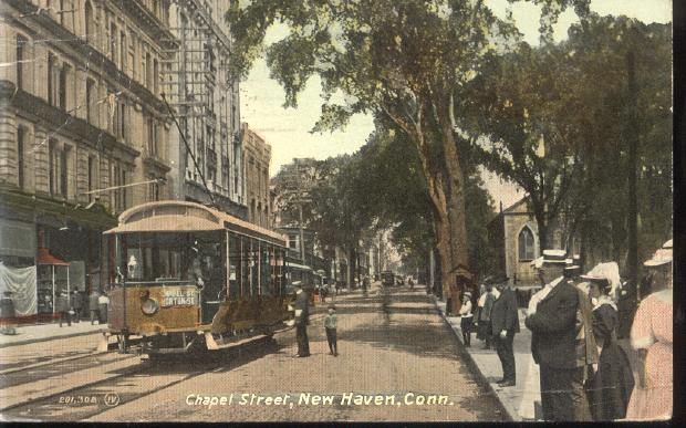 New Haven Trolley